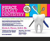 Pierce Family Dentistry - Family Graphic Designs