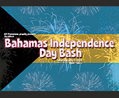 KP Promotions Bahamas Indepence Day Bash - tagged with fireworks
