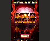 Disco Night at La Bodeguita - Latin Graphic Designs