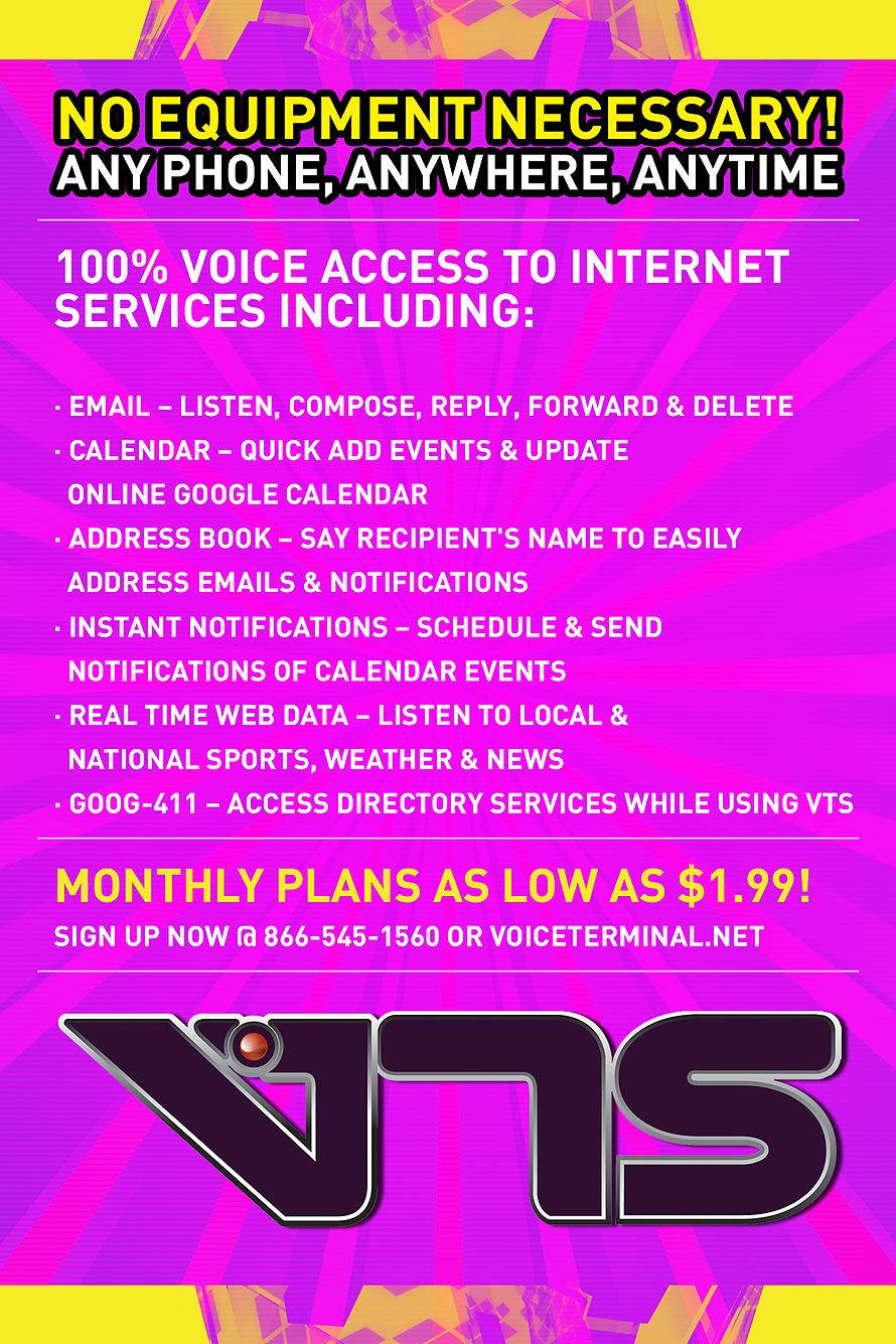 Voice Terminal Service
