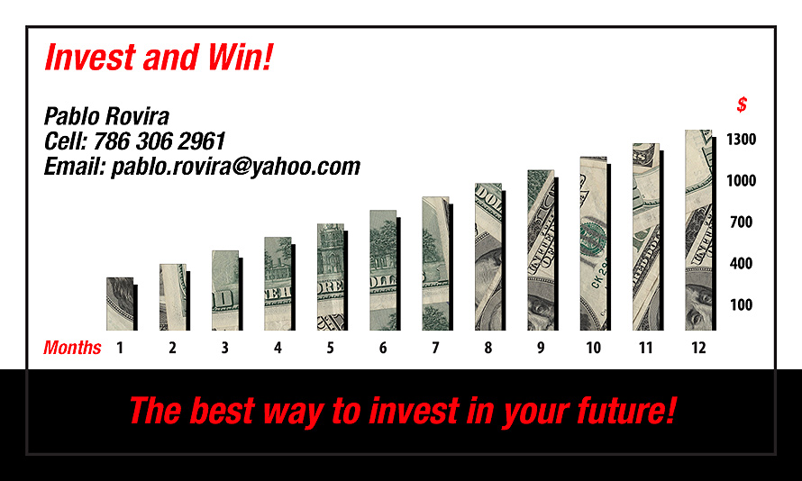 Invest and Win!