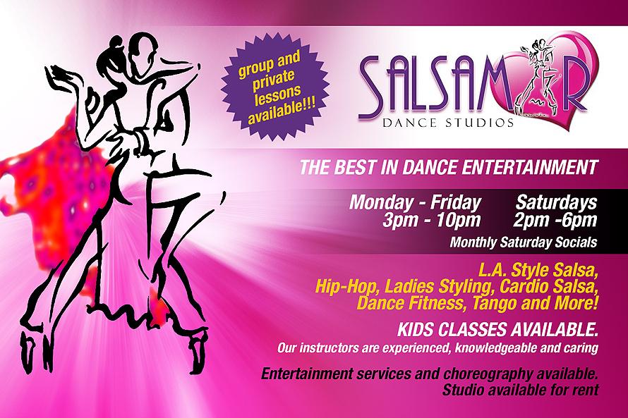 Salsamar Dance Studios