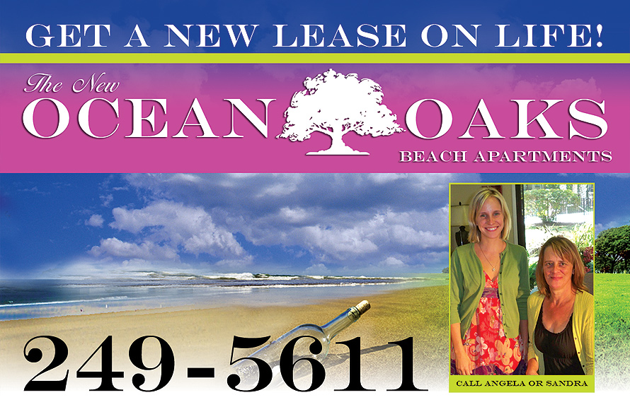 Ocean Oaks Beach Apartments