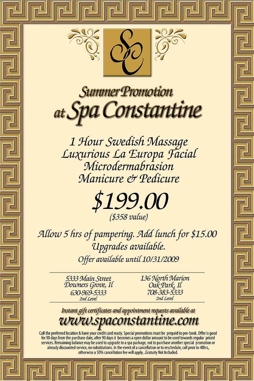 Summer Solution at Spa Constantine