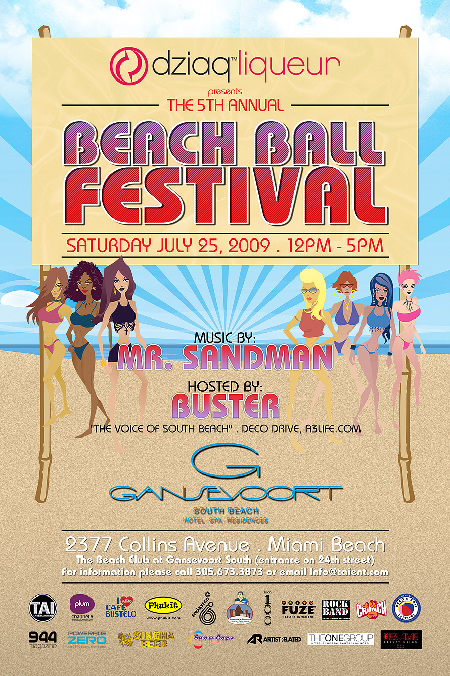 Beach Ball Festival