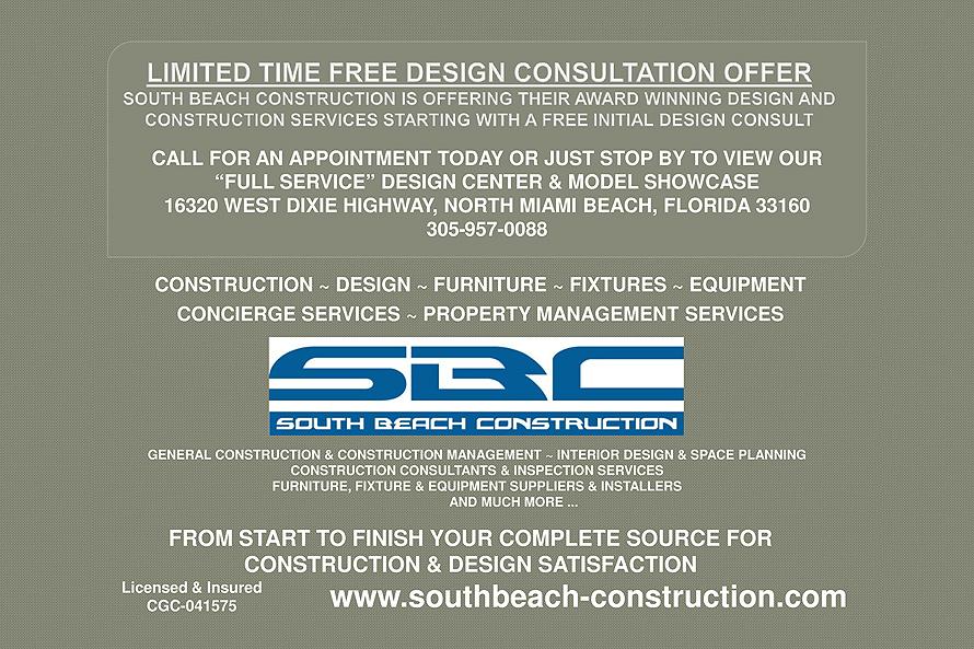 South Beach Construction