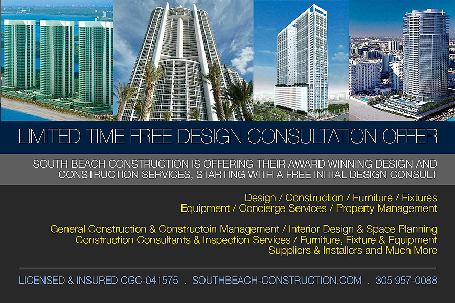 Limited Time Free Design Consultation