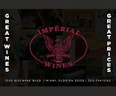 Imperial Wines - created September 2009