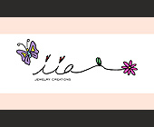 IIA Creations - 2.25x3.75 graphic design