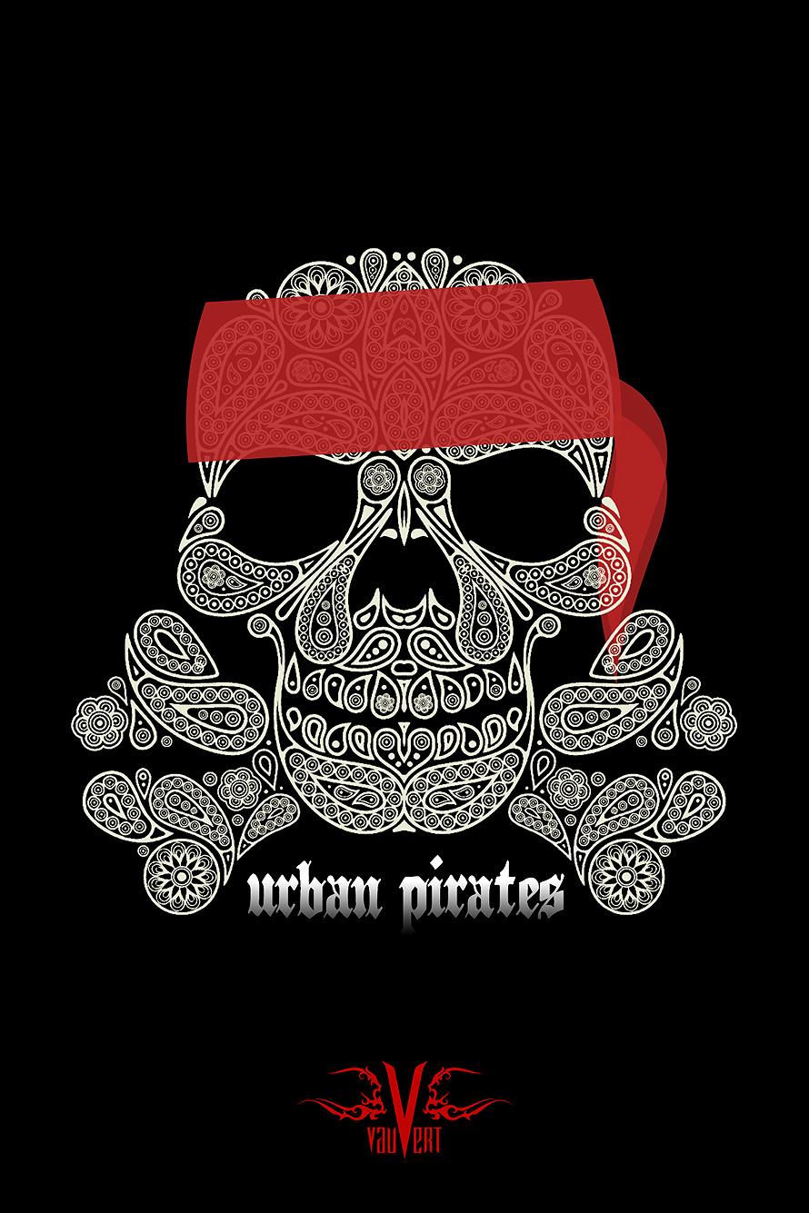 Vauvert Presents Urban Pirates