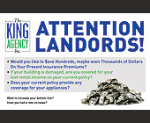 Attention Landords! - tagged with money