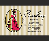 Sashay Carol Erath - New Orleans Graphic Designs