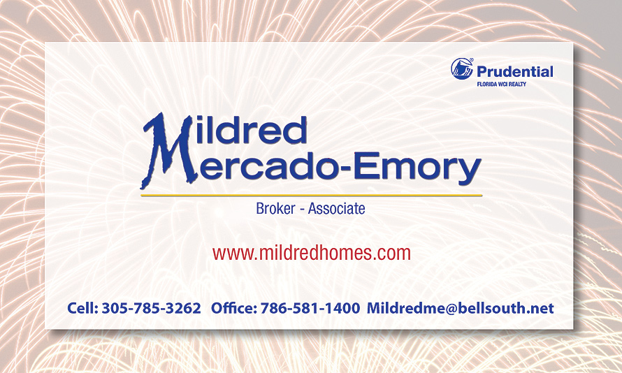 Mildred Mercado Emory