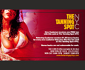 The Tanning Spot NYC - tagged with program