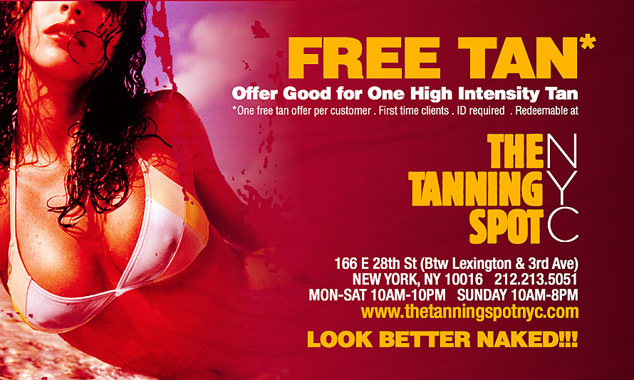 The Tanning Spot NYC