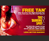 The Tanning Spot NYC - tagged with limited time offer