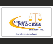 Urgent Process Services, Inc. - tagged with president