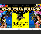 KP Promotions Proudly Present The Official Bahamas Independence Day - tagged with man in hat