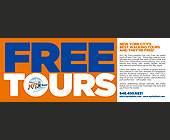Free Tours for New York City - tagged with males