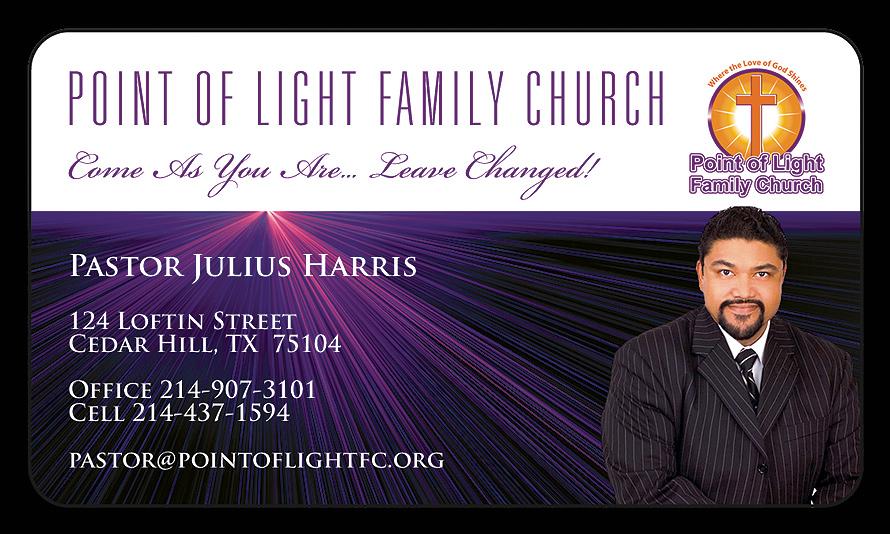 Point of Light Family Church