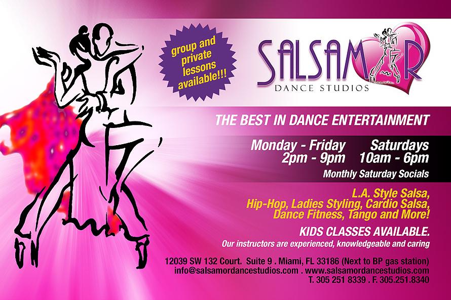 Salsa Mar Dance Studios