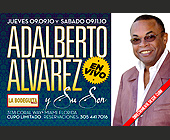 Adalberto Alvarez - tagged with 10