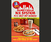 Olneyville N.Y. System - created January 2011