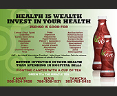 Health is Wealth - Healthcare Graphic Designs