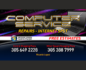 Computer Service Repairs - tagged with free estimates