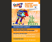 Carnaval Miami - Charity and Nonprofit Graphic Designs