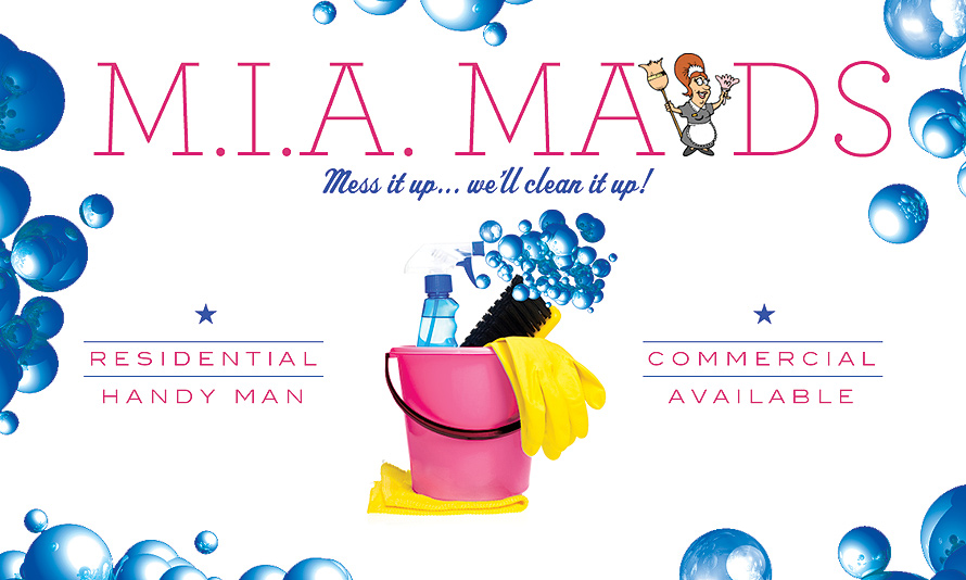 M.I.A. Maids Cleaning and Repair Services