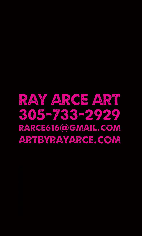 Ray Arce Art