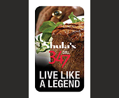 Shula's Live Like a Legend  - Restaurant