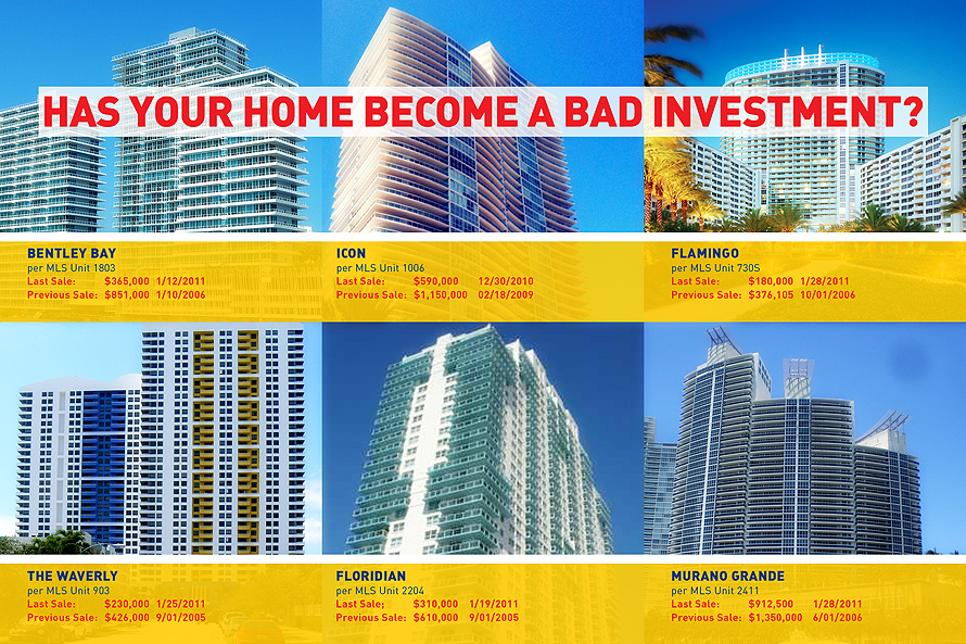 Has Your Home Become a Bad Investment?