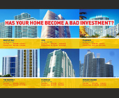 Has Your Home Become a Bad Investment?  - 2700x1800 graphic design