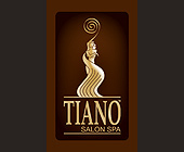 Tiano Salon Spa Specials  - Beauty Graphic Designs