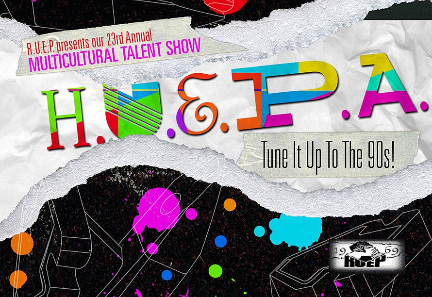 R.U.E.P. Presents Our 23rd Annual Multicultural
