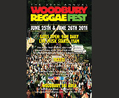 Woodbury Reggae Fest  - Reggae Graphic Designs