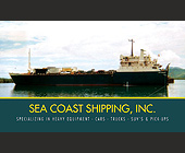 Sea Coast Shipping, Inc.  - Professional Services