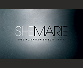 She Marie Special Makeup Effects Artist - Beauty Graphic Designs