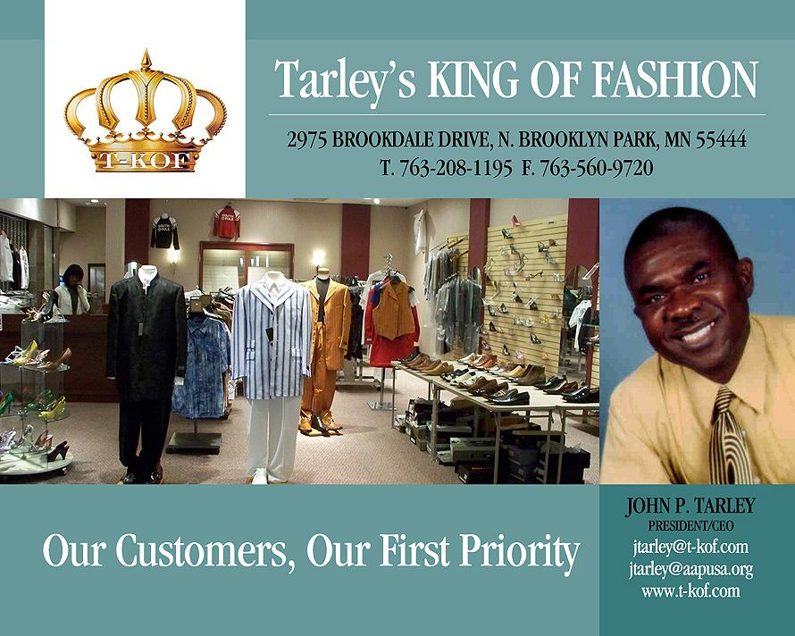 Tarley's King of Fashion