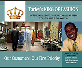 Tarley's King of Fashion - tagged with president