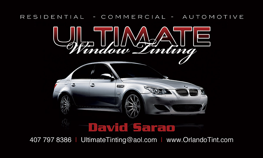 Ultimate Window Tinting