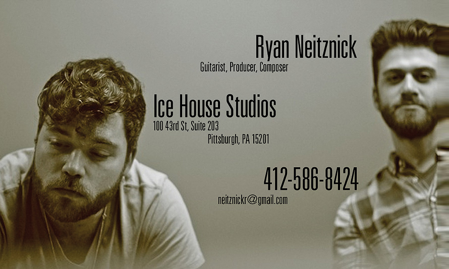 Ryan Neitznick Ice House Studios