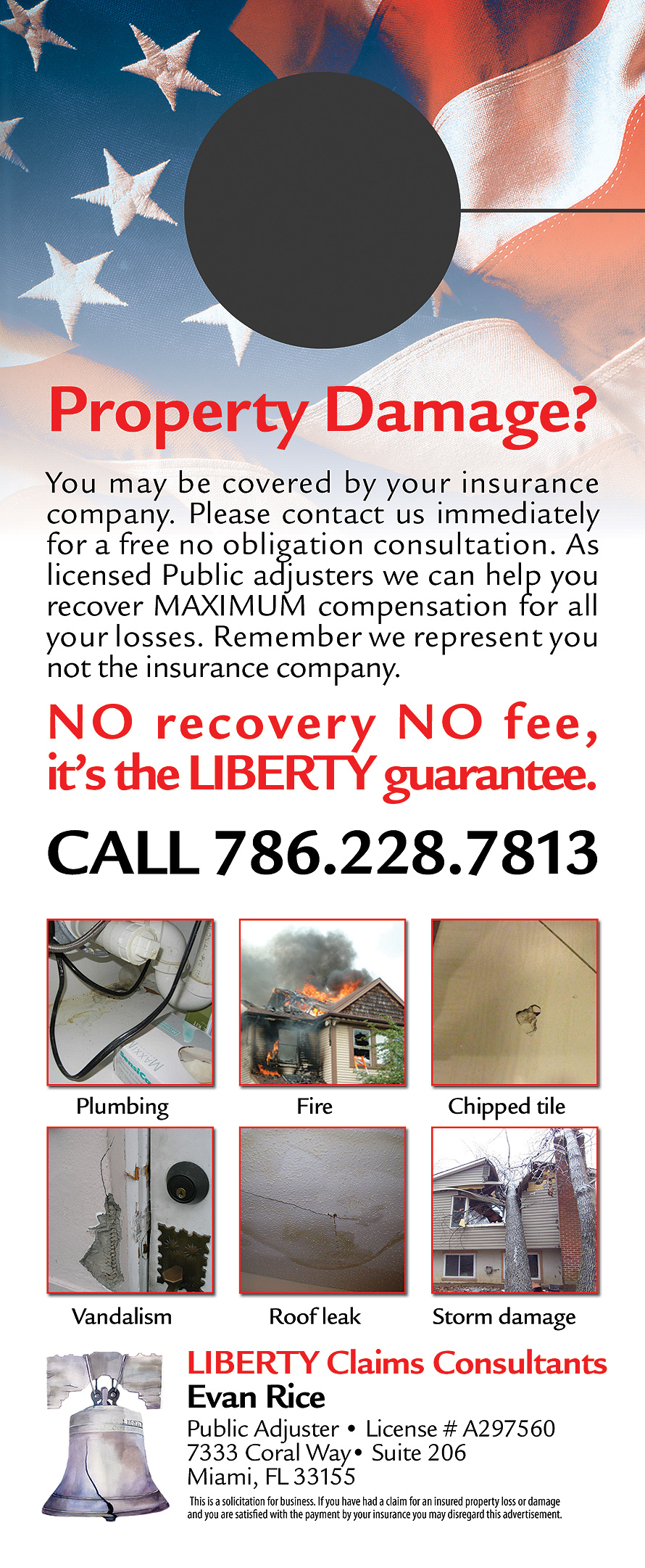 Evan Rice Liberty Claims Consultant