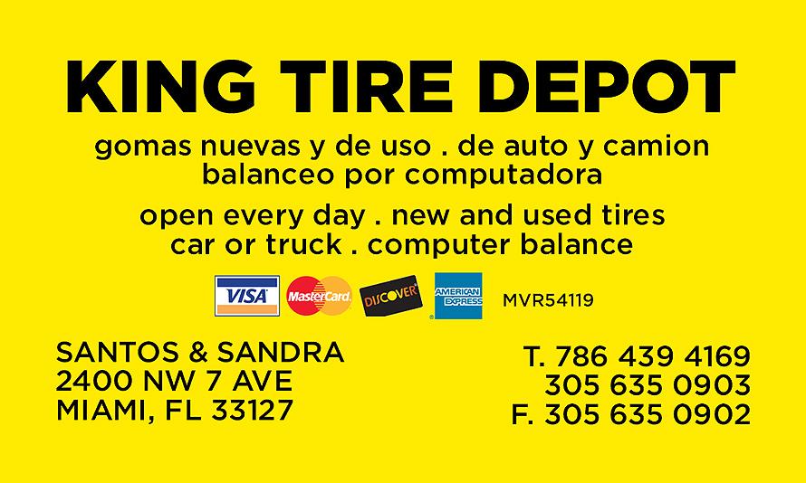 King Tire Depot