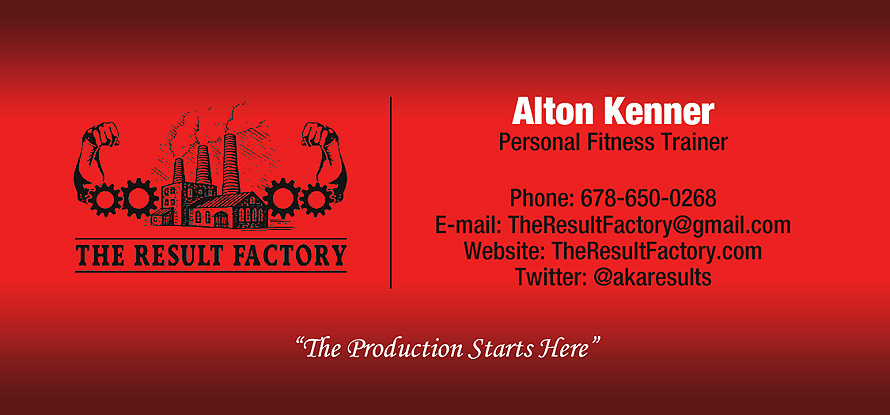 Alton Kenner Personal Fitness Trainer