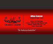 Alton Kenner Personal Fitness Trainer - created July 2011