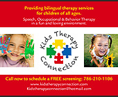 Kids Therapy Connection - Family and Kids Graphic Designs