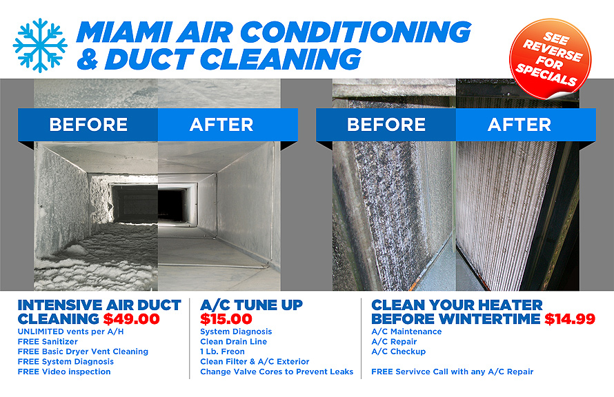 Miami Air Conditioning & Duct Cleaning
